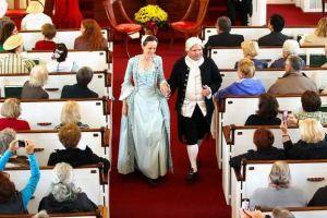 Celebrating John and Abigail Adams on their 250th anniversary