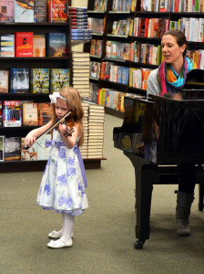 South Shore Conservatory's 'Performathon' returns to Barnes & Noble in Hingham
