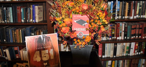 The James Library Hosts Biennial Books in Bloom