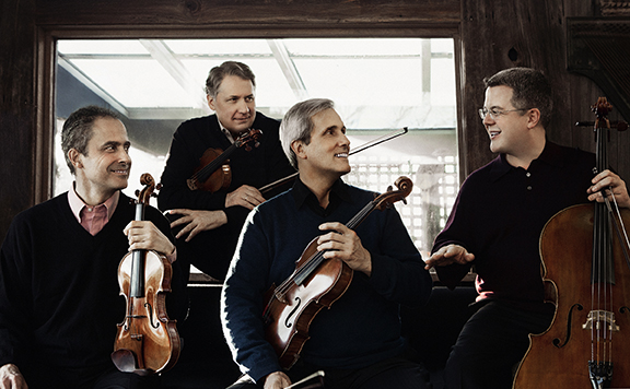 The Emerson String Quartet Presents Rarely Performed Tchaikovsky Work at Cape Cod Chamber Music Festival