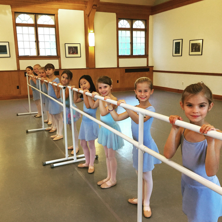 South Shore Conservatory Opens Registration for 2016 Summer Ballet Programs