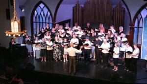Pilgrim Festival Singers Launches 4 Broadway Concerts This Weekend