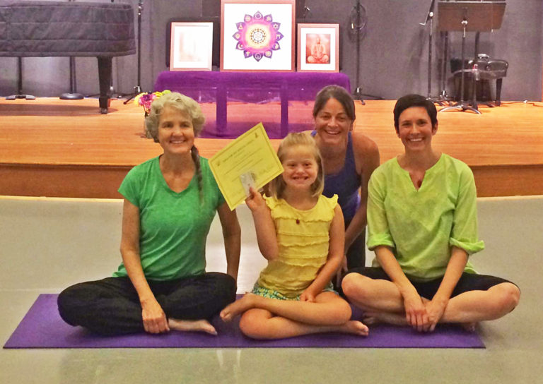 South Shore Conservatory Offers Yoga for the Special Child® Training