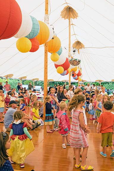 SSC's Duxbury Music Festival Announces 2016 Tent Events Weekend