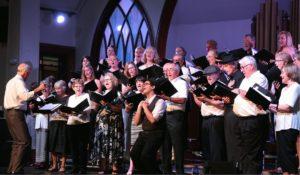 Pilgrim Festival Singers present 'Broadway East'