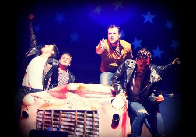THEATER REVIEW: Americana Theatre's 'Grease' gives nostalgic musical a good ride
