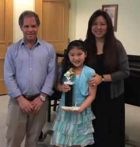 Hingham pianists place at South Shore Conservatory competition