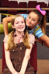 MSSA Caroline Drapeau as Jessie and Sofia Garcia as Airy LR