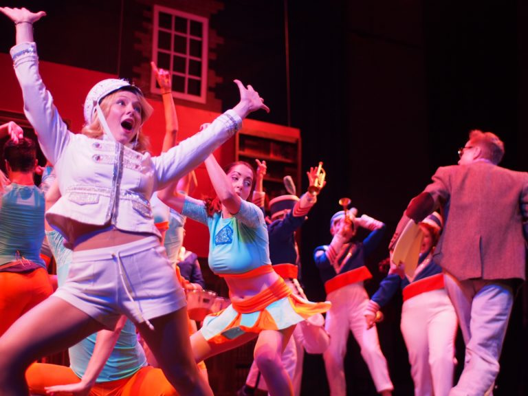 Company Theatre's Legally Blonde the Musical – a sweet study in blond ambition