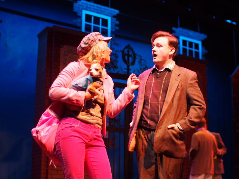Legally Blonde the Musical's Sarah Kelly discusses dream role in Company Theatre debut