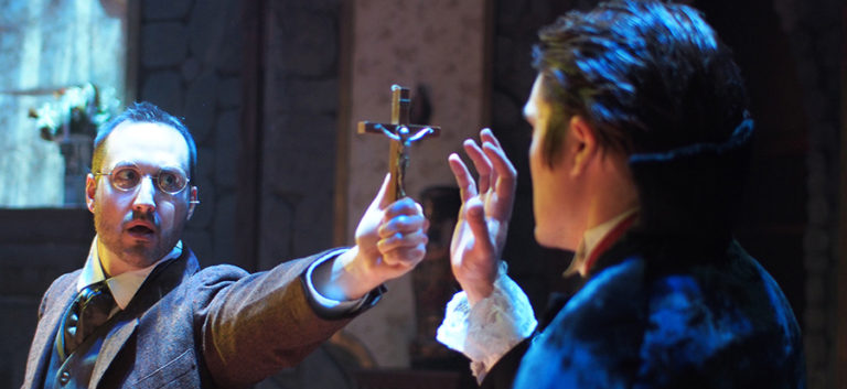 The Company Theatre's Dracula Opens