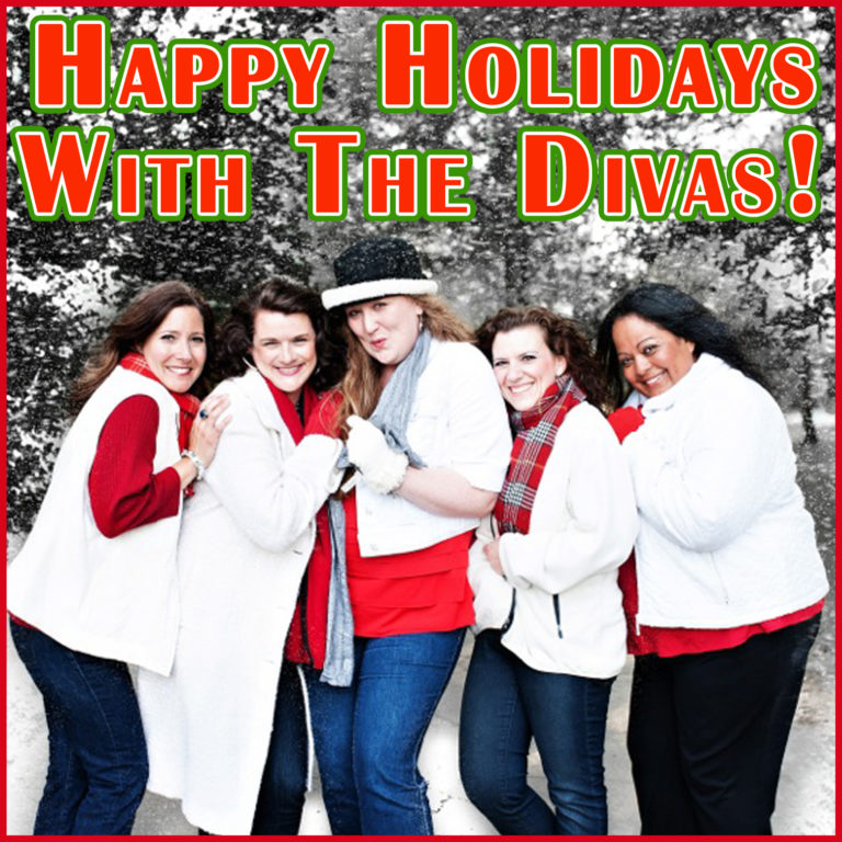 The Company Theatre Presents Happy Holidays with the Divas