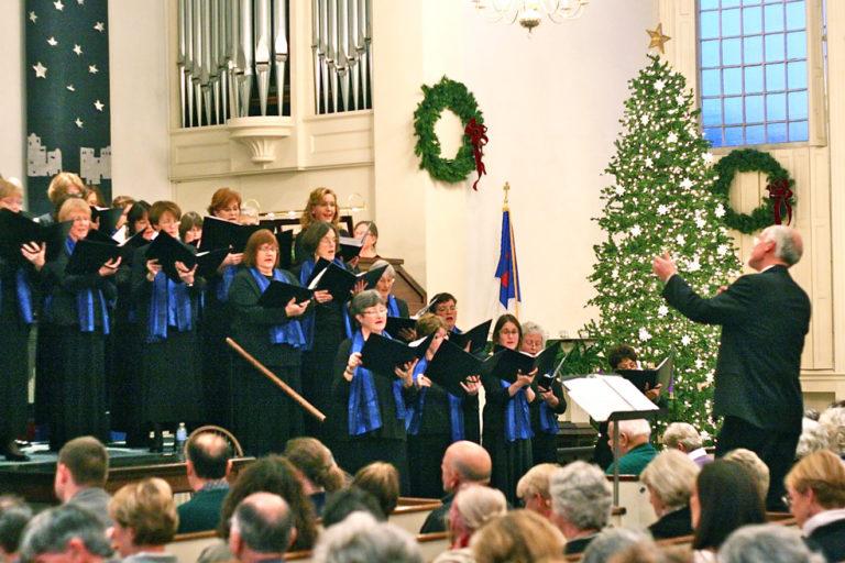 Pilgrim Festival Chorus Presents A Hometown Christmas