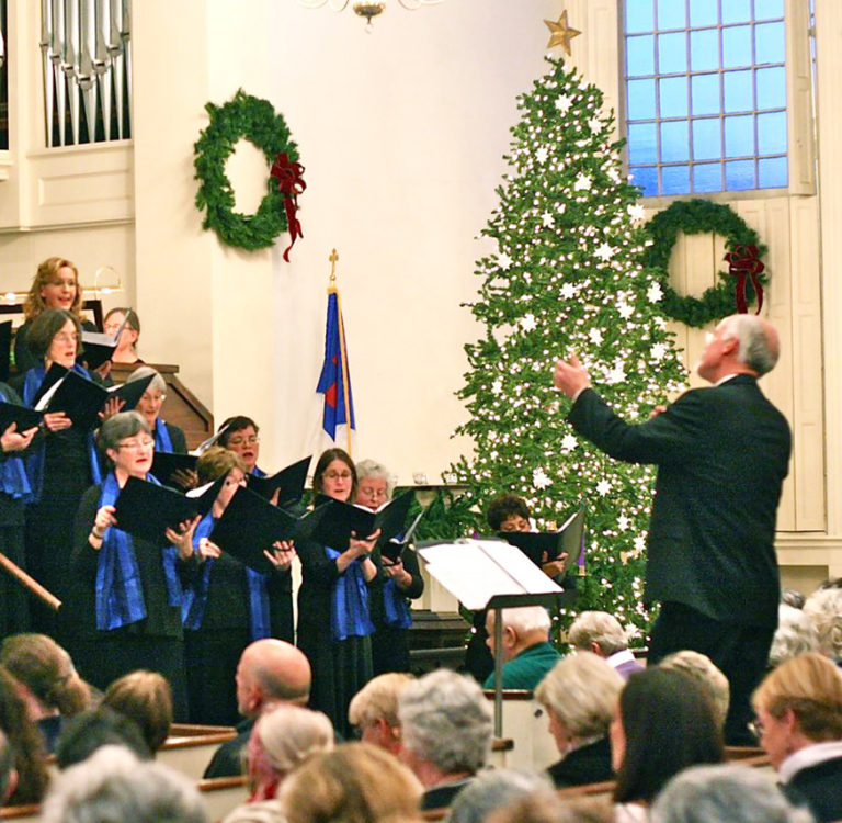'Messiah and Carol Sing-along' set for Middleborough