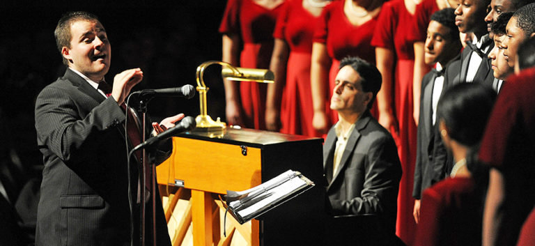MUSIC EDUCATOR SPOTLIGHT: Matthew Cunningham