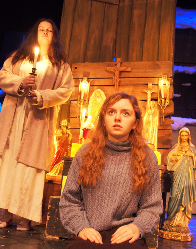 Weymouth drama student's Broadway dreams blossom