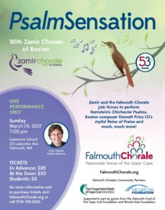 PsalmSensation Poster