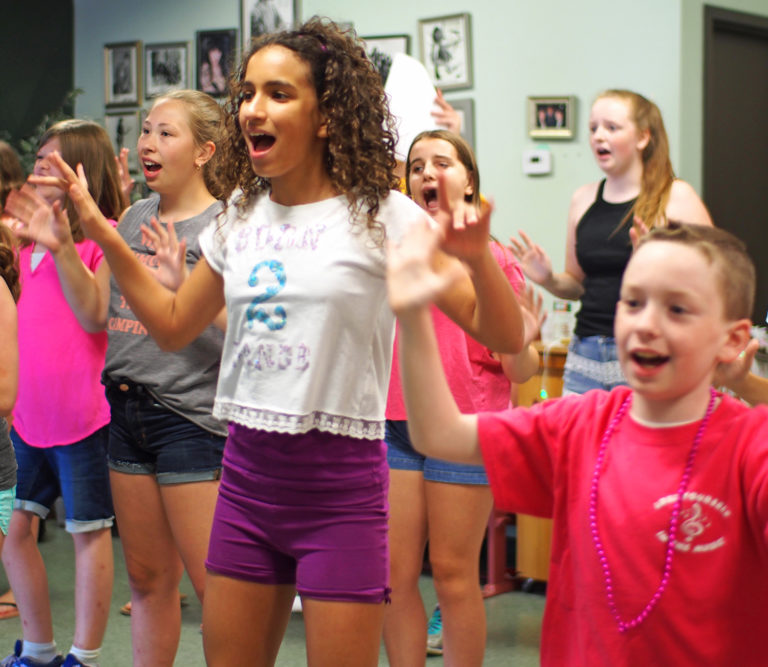 The Company Theatre's Free Performing Arts Workshops at Open House