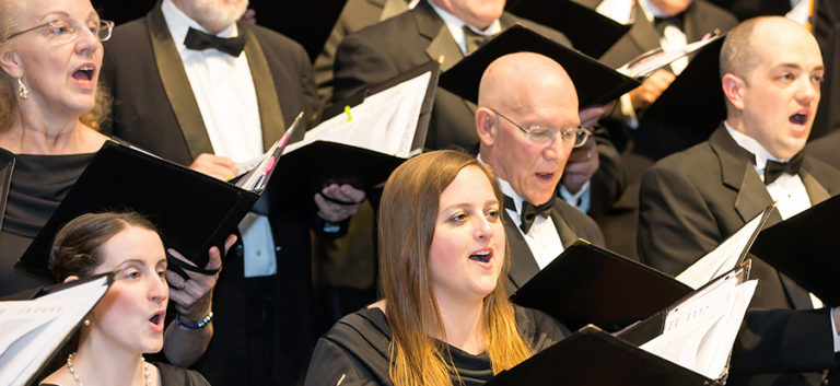 Pilgrim Festival Chorus Open Auditions for Fall/Winter Season