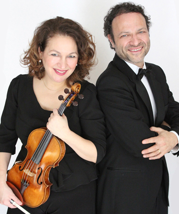 The James Library & Center for the Arts Presents Weekend Classics: Boston Duo