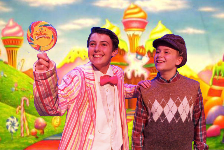 The Academy of The Company Theatre Presents Willy Wonka Jr.