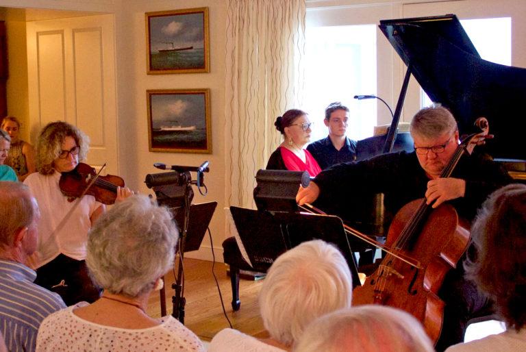 SSC's Duxbury Music Festival faculty present autumn preview concert