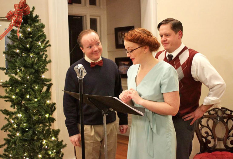Americana Theatre Company Presents It's a Wonderful Life:  A Live Radio Play