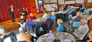 Duxbury concert series keeps classical music casual