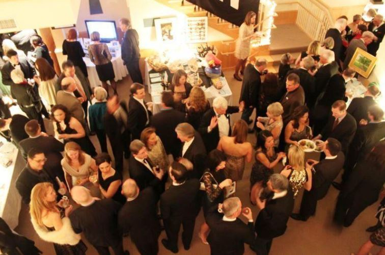 Hingham conservatory prepares for annual gala