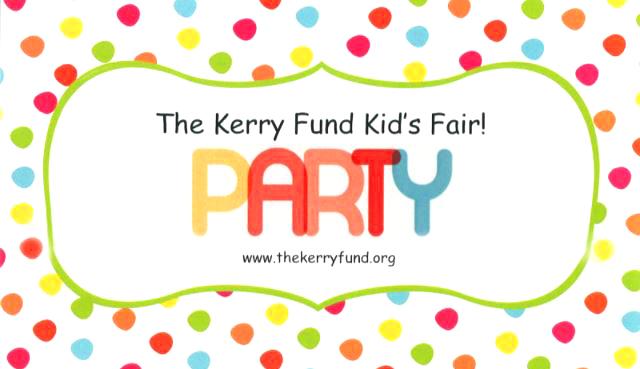 The Kerry Jon Walker Fund to Host Kid's Fair