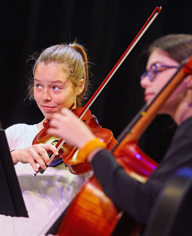 South Shore Conservatory's Youth Orchestra Performs Spring Concert in Duxbury