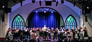 Pilgrim Festival Singers Presents Magical Musicals Concerts