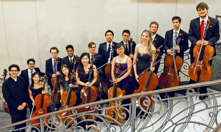 Cape Cod Chamber Music Festival Presents Around the World in Seven Cellos