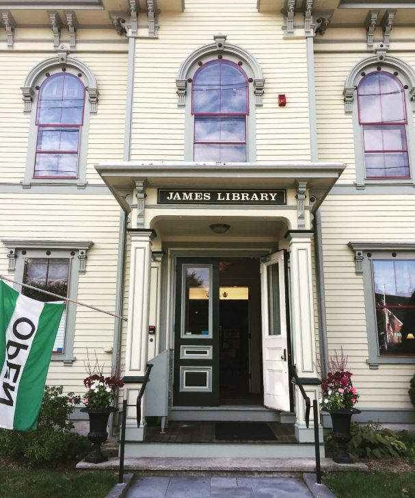 Norwell's James Library seeks to become more handicap accessible