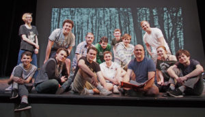 Through the Lens:  Alex Moon's The Werewolves at The Company Theatre