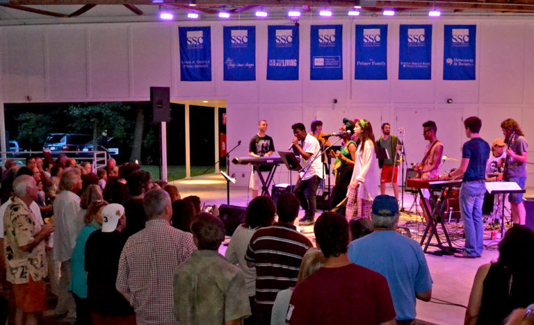 SSC's Evenings Under the Stars Concert Series Presents Berklee Bob Marley Ensemble