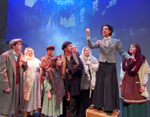 'Ragtime' reprised: Sweeping musical kicks off Company Theatre's 40th season