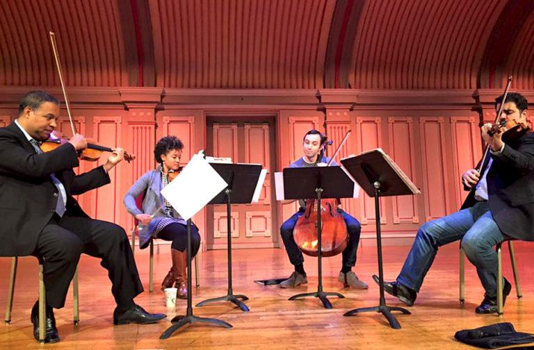 Cape Cod Chamber Music Festival Presents Harlem Returns
