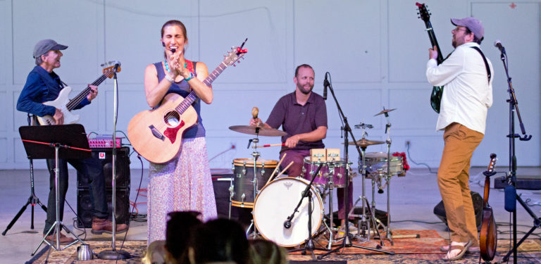 SSC's Family Concert Series Presents Vanessa Trien and the Jumping Monkeys