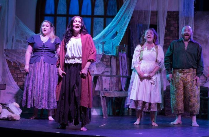 Theater: Americana's 'La Mancha' full of humor, pathos, passion