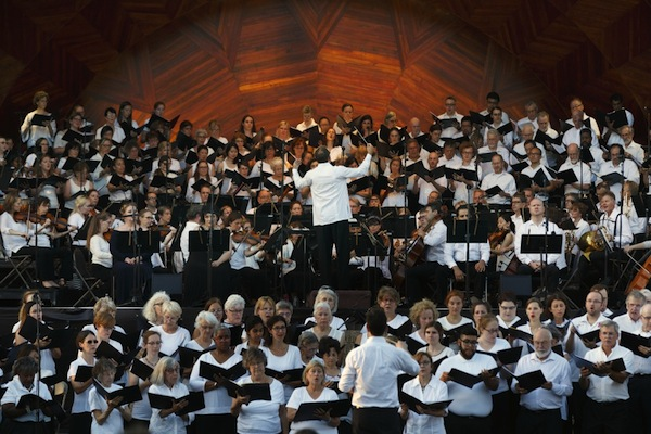 Wilkins leads Boston Landmarks Orchestra in a sweeping and intense Verdi Requiem