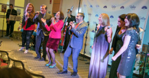 Upstage Lung Cancer Presents 10th Annual Benefit Concert in Celebration of Women's Voices