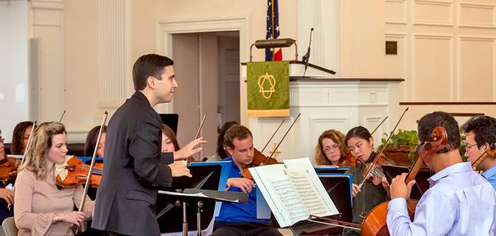Cape Cod Chamber Orchestra Presents Farewell to 2018