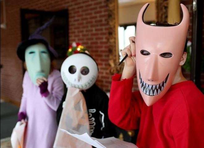 The Company Theatre sets the stage for Halloween bash