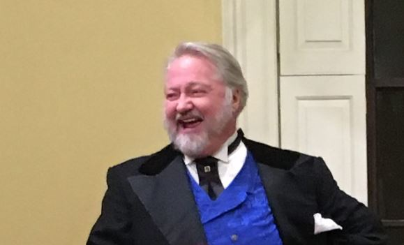 The James Library Presents Actor J.T. Turner in Charles Dickens' A Christmas Carol