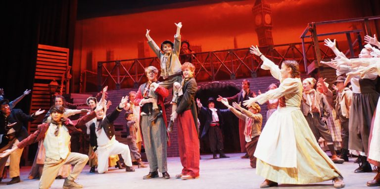 Company Theatre sets the stage for 'Oliver'