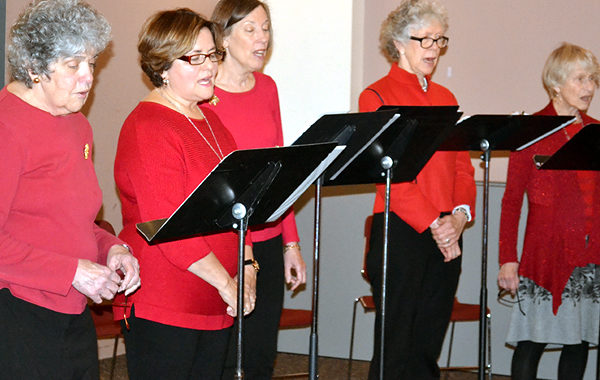 Aging creatively with music on the South Shore