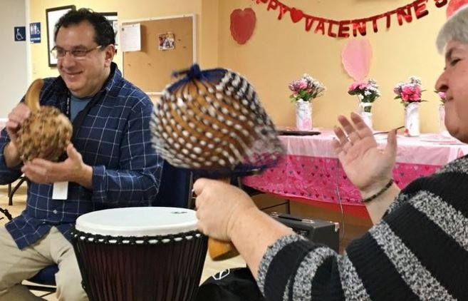 A GOOD AGE: New connections in the beat of a drum