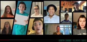 Inspiring video from South Shore Children's Chorus going viral