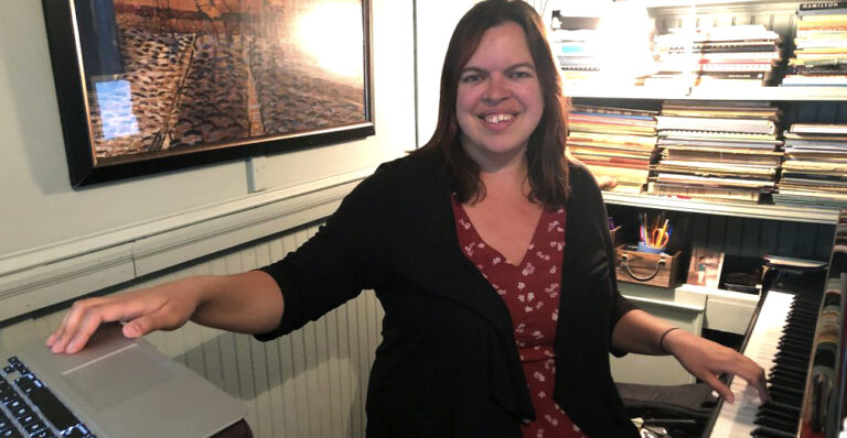 South Shore Conservatory teaches the world to sing and play online